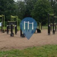 Halmstad - Parc Street Workout - Linehedsparken