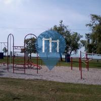 Balatonkenese - 徒手健身公园 - Vak Bottyán strand