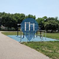 圖盧茲 - 徒手健身公园 - Trois Cocus