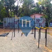Mumbai - Parco Calisthenics - Elysium Calisthenics Park