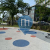 Boston - Outdoor Exercise Gym - Central-Maverick Square