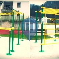 Izlake - Outdoor Fitness Studio - Sportstadion
