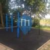 Minden - Calisthenics Park -  Naherholungsgebiet Weser