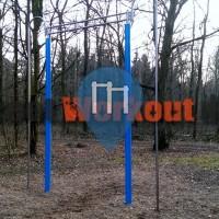 Hannover - Parque de Fitness - Kleefeld