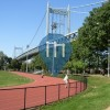 New York City - Barra per trazioni all'aperto - Astoria Park