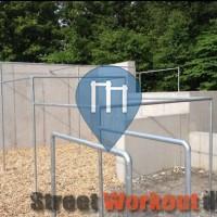Bregenz - Parc Street Workout - Skate Park