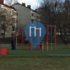 斯德哥爾摩 - 徒手健身公园 - Enskede