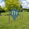 Exercise Park - Cayriech - Barres de Tractions Parc communal Cayriech