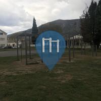Mostar - Calisthenics Equipment - Univerzitet Džemal Bijedić