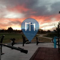 Street Workout Anlage - Littleton - Outdoor Fitness Highland Heritage Regional Park