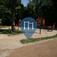 Maringá - Outdoor Pull Up Bars - Academia ao Ar Livre - Av. Itororó