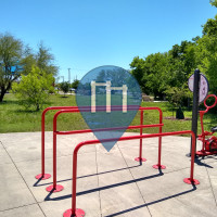 Outdoor-Fitness-Anlage - San Antonio - Kardon Park