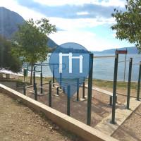 Gradac - Calisthenis Park - Lungomare
