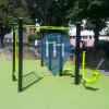 Gennevilliers - Parc Street Workout - Rue Chateaubriant