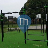 Geldrop-Mierlo - Parc Street Workout - Barmania.PRO