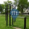 Nistelrode - Calisthenics Park - Ijslander (BarForz)