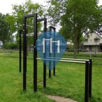 Nistelrode - Parc Street Workout - Ijslander (BarForz)
