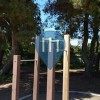 San Diego - Outdoor Fitness Exercise Stations - Murray Ridge Park
