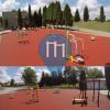 Tarnów - Outdoor Gym - Klub Sportowy Błękitni