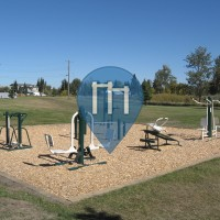 Vegreville (Alberta) - Outdoor Gym - Greenfields Outdoor Fitness