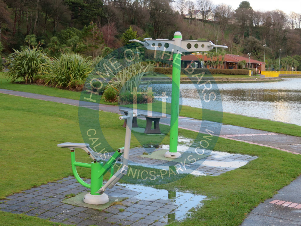 isle of man outdoor gym mooragh park xerscape isle of man spot. Black Bedroom Furniture Sets. Home Design Ideas