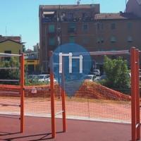 Milan - Calisthenics Park - Morivione