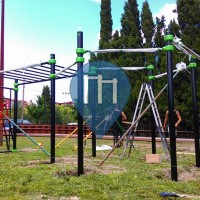Figueres - Street Workout Park - Barmania Pro