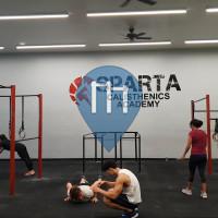 INDOOR: Mandaluyong City - Calisthenics Gym - Sparta Philippines