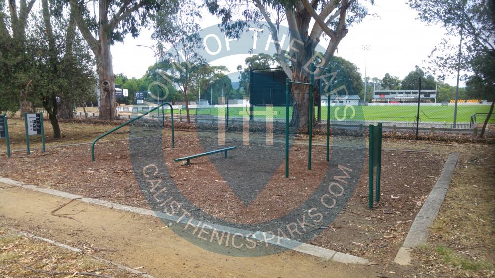 North Canberra - Calisthenics Park - Angas Street - Australia - Spot