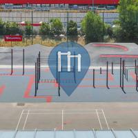 Le Pontet - Parc Street Workout - Decathlon Avignon Nord