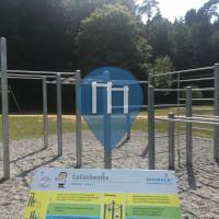 Фридрихсхафен - Воркаут площадка - Bodensee-Schule St. Martin