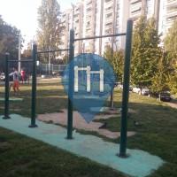 Belgrade - Calisthenics Equipment - Карловачка