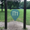 Hamburg - Outdoor Pull Up Bar - Altonaer Volkspark