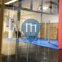 INDOOR - Calisthenics Anlage im Boulderclub - Parc Street Workout - Calisthenics Anlage im Boulderclub