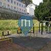 Salzburg - Воркаут площадка - Franz-Josef-Kai - Barzflex