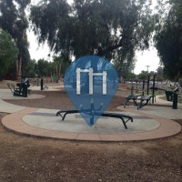 Lakeside - California - Outdoor Gym - Lindo Lake
