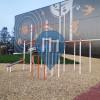 Barre de traction en plein air - Tartu - Variku Kooli staadion