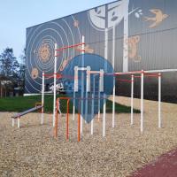 Calisthenics Park - Tartu - Variku Kooli staadion