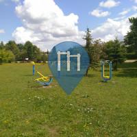 Ginásio ao ar livre - Simnas - Outdoor Fitness Simnas