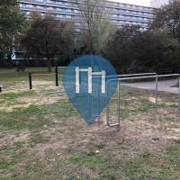 Venlo - Parco Street Workout - Molenbossen