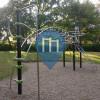 Parc Musculation - Bayreuth - Klimmzugstange Birken Spielplatz