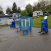 Calisthenics Facility - Seattle - Joseph Foster memorial park
