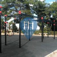Toledo - Parc Street Workout - Parque de Sisebuto