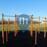 Bábolna - 徒手健身公园 Park - Hard Body Hang
