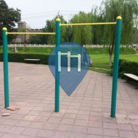 Pingyao - Outdoor Gym - China