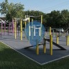 East Point - Outdoor Exercise Gym - East Point Reserve