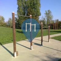 Padoue  - Parc Musculation en plein air  - Parcogiochi Di Mandriola