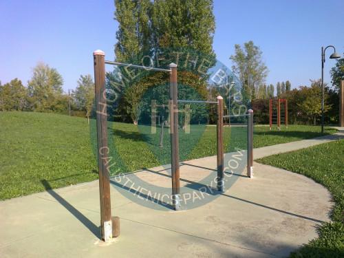 Usuarios cerca de padua gimnasio al aire libre for Gimnasios cerca