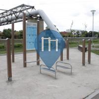 Timișoara - Ginásio ao ar livre - Iosefin - Dâmbovița