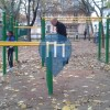 Malakoff - Parco Calisthenics - Square Pierre Larousse